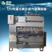 UV光催化氧化废气除臭设备正面