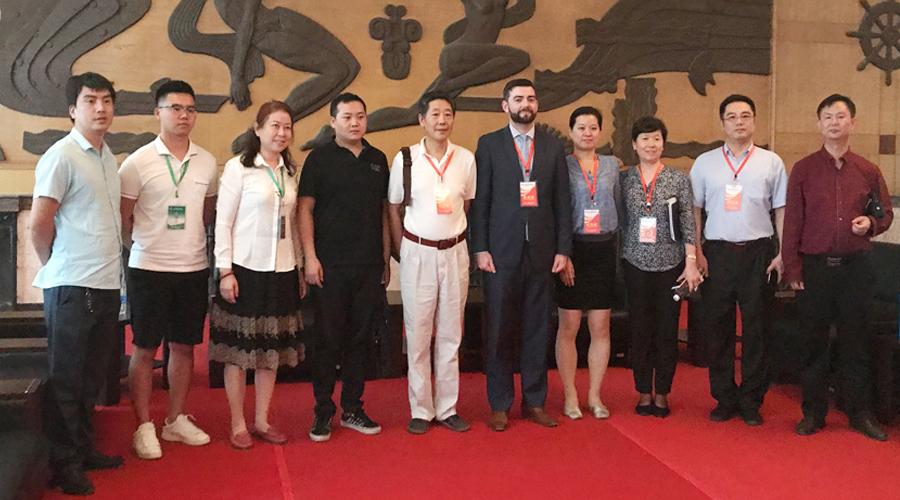 冠宇参展2017中国(河北)环境保护产业博览会圆满落下帷幕