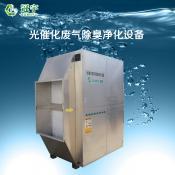 光催化废气除臭净化设备侧面